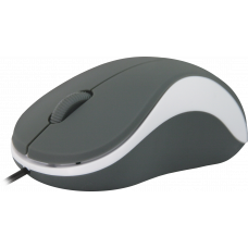 Defender Wired optical mouse Accura MS-970 grey+white 3 buttons,1000 dpi