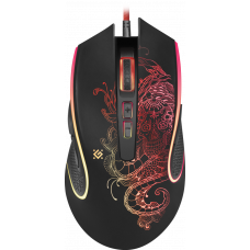 Defender Wired gaming mouse Venom GM-640L 8 buttons, 3200DPI