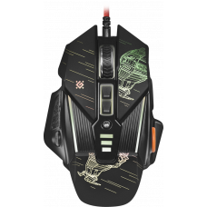 Defender Wired gaming mouse sTarx GM-390L 3200DPI,Light