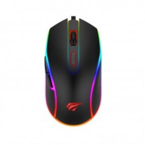 Havit HV-MS792 RGB Optical gaming Mouse