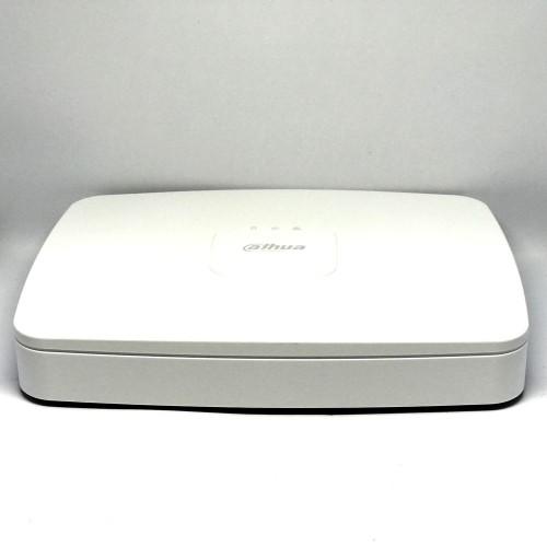 Dahua NVR4108-8P-4KS2 8 channel IP NVR with 8xPoE ports