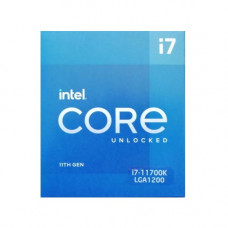 Intel 11th Generation Core i7-11700k Rocket Lake Processor