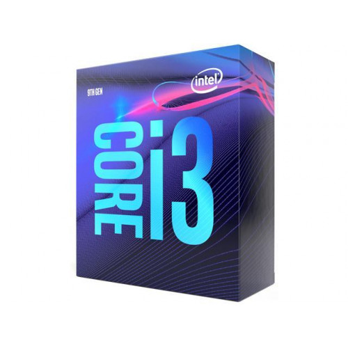 Intel Core i3 9100 9th Gen Processor