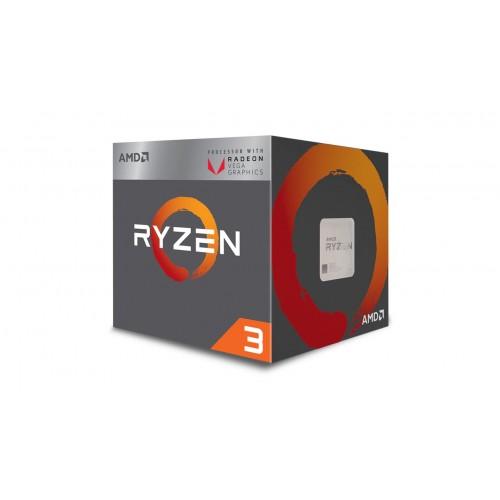 AMD Ryzen 3 3200G Processor with Radeon RX Vega 8 Graphics