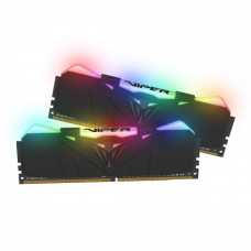 Patriot Viper RGB Series DDR4 16GB (2 x 8GB) 3200MHz Kit with heatshield Desktop RAM