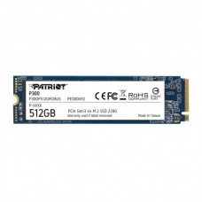 PATRIOT PCIE 512GB NVMe M.2 SSD