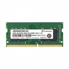 Transcend 8GB DDR4 2666MHz Bus SO-DIMM Laptop RAM