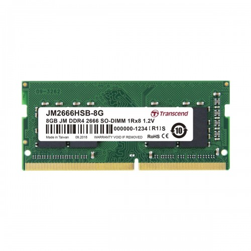 Transcend 8GB DDR4 2666MHz Bus SO-DIMM Laptop RAM