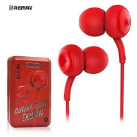Remax RM-510 Wired Red Earphone