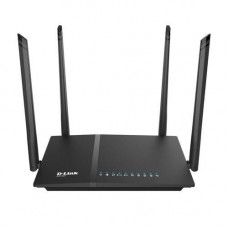 D-Link Wireless DIR-825 AC1200 Dual Band Gigabit Router with 3G/LTE Support and USB Port