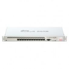 MikroTik CCR1016-12G Router