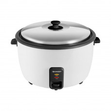 Sharp Rice Cooker KSH-188SS-WH