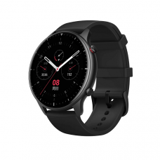 Amazfit GTR 2 AMOLED Curved Display Sports Aluminum Alloy Global Version – Black