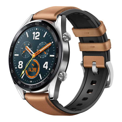 Huawei Watch GT-2 (GT2-B19)- Pebble Brown - 46mm