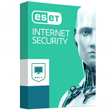 ESET Internet Security 02 user - 01 Year