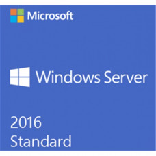 Microsoft Windows Server 2016 Standard 16 Core - OEM Pack