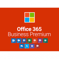 MS Office 365 Business Premium (1 Year Subscription)