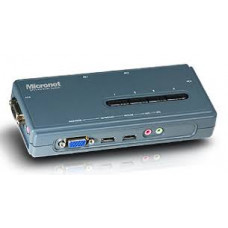 Micronet SP214D KVM Switch