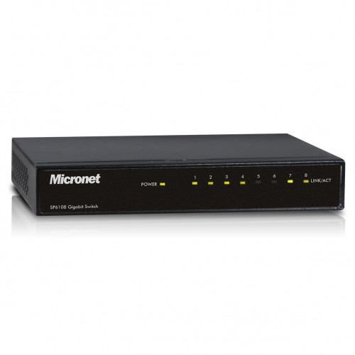Micronet SP6108 8PORT GIGABIT SWITCH
